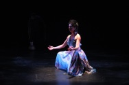 "Agua Dulce Dance Theater presents ""Deep Listening"" at Pregones Theater in Bronx, New York on Saturday night, October 10, 2015. Credit: Hiroyuki Ito"