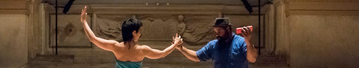 ALICIA DIAZ / dance artist and educator